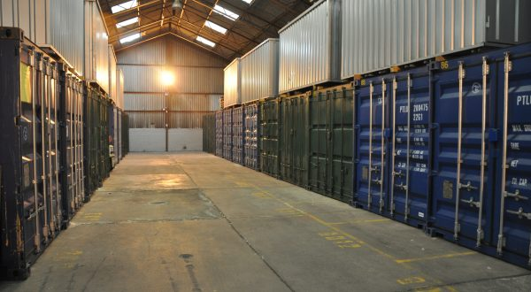 Self Storage In Our  Warehouse